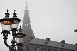 Christiansborg Copenhagen Denmark