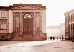 Copenhagen Denmark courthouse