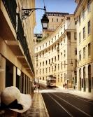 Lisbon Streetview Portugal