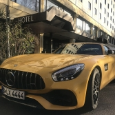 Mercedes Berlin Germany