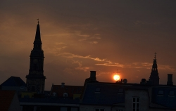 Towers of Copenhagen
